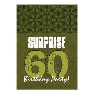 60.o Tonalidades del cumpleaños de la sorpresa de  Comunicados Personales