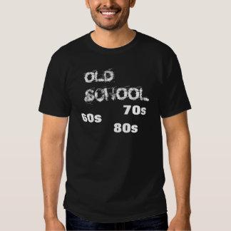 60s, 70s, 80s camisetas