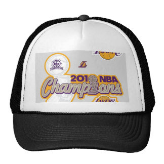 62-62249_nba_la_lakers_2010_champs_logo, LAKERS… Gorro De Camionero