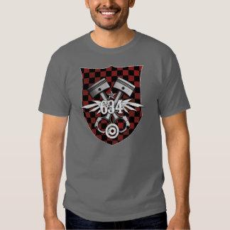 634 Groninga - diablo de 2 movimientos Camisetas