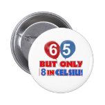 65.os diseños del cumpleaños pin