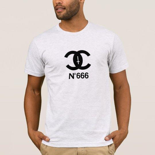 666 CAMISETA