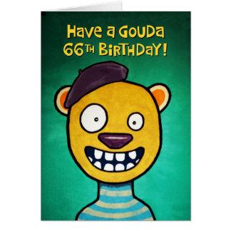 66.a tarjeta de cumpleaños divertida para ella