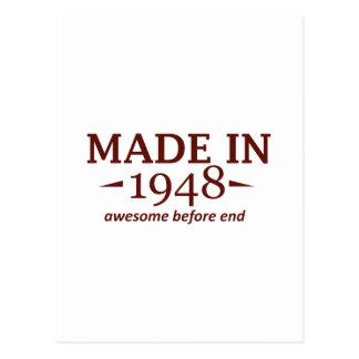 66 años de diseños postal