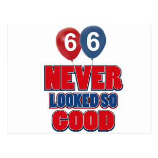 66 nunca parecidos tan buenos postales