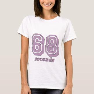68 segundos pican la camiseta