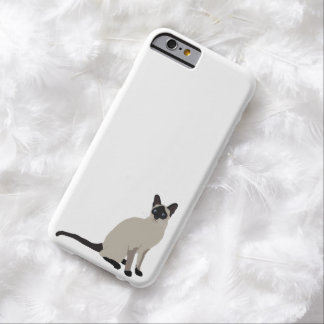 6/6s siamés funda para iPhone 6 barely there