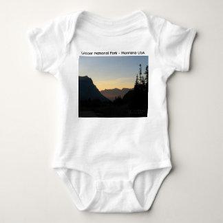 6 MESes. Salida del sol del Parque Nacional Body Para Bebé