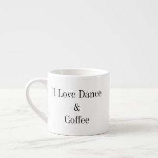 6 onzas. Taza del café express - danza y café del