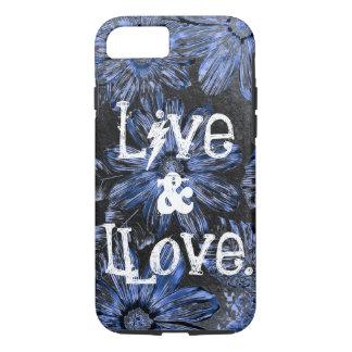 #6 vivos - iPhone 7 de Apple - caja dura del Funda Para iPhone 8/7