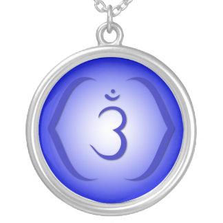 6to Chakra - Ajna Collar Plateado