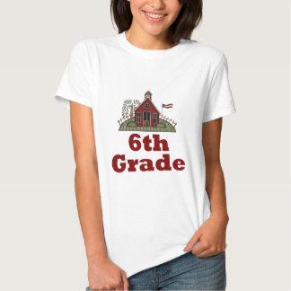 6to Escuela del grado Camiseta