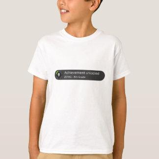 6to grado - logro abierto camiseta
