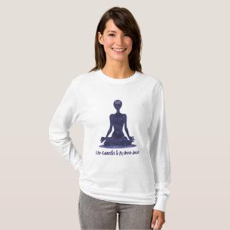 6to Guía interna de la camiseta de Ajna del tercer