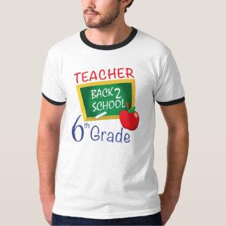 6to Profesor del grado Camisas