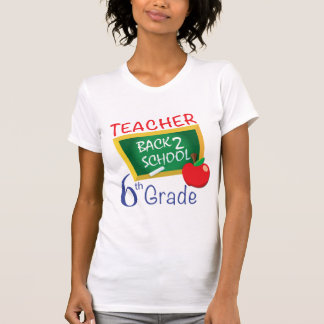 6to Profesor del grado Camiseta