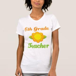 6to profesor lindo del grado camiseta