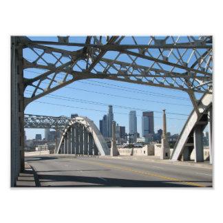 6to Puente Los Ángeles de la calle Arte Fotográfico