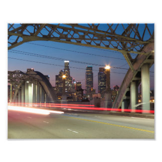 6to Puente Los Ángeles de la calle Foto