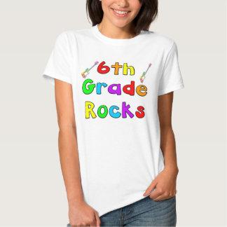 6to Rocas del grado Camiseta