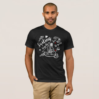 6to Sr. señora camiseta del regalo del aniversario
