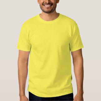 6XL hombres amarillos claros T Camisetas