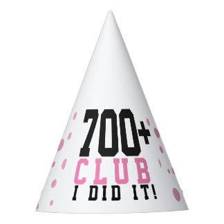 700+ GORRA DEL FIESTA DEL CLUB DEL CRÉDITO