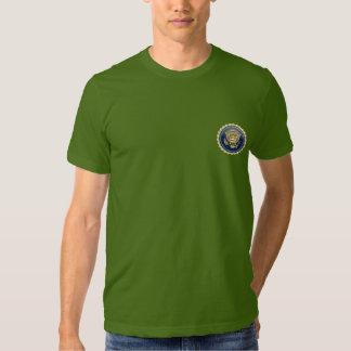 [700] Insignia presidencial del servicio [PSB] Camisetas