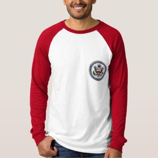 [700] LOS E.E.U.U. Emblema (DoS) del Departamento Camisas