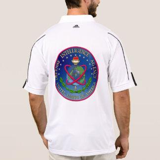 [700] Sello (DIA) de la Agencia de Inteligencia Camiseta Polo