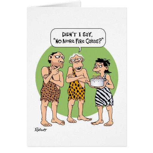 70.a tarjeta de cumpleaños chistosa