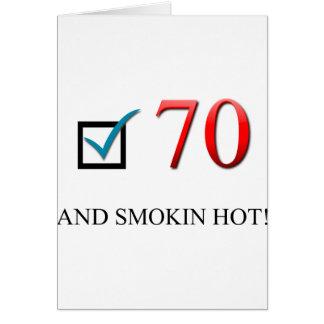 70.o cumpleaños feliz felicitaciones