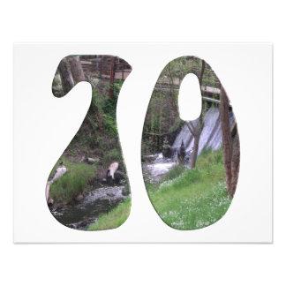 70 o Cumpleaños Comunicados Personales