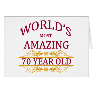 70 o Cumpleaños