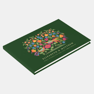 70.os libros de visitas del aniversario de boda
