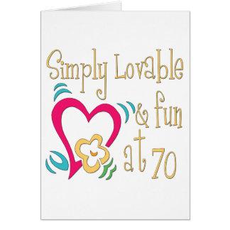 70.os regalos de cumpleaños de la diversión felicitacion