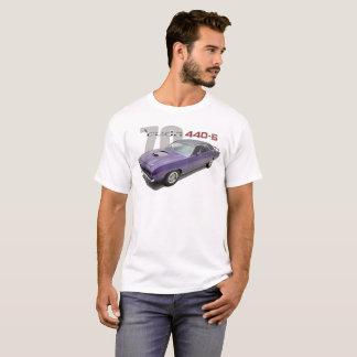 '70 PLYMOUTH CUDA 440 SEIS camisetas del PAQUETE