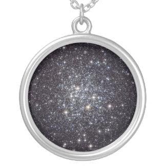 72 más sucios cúmulo de estrellas globular NGC Colgante Redondo