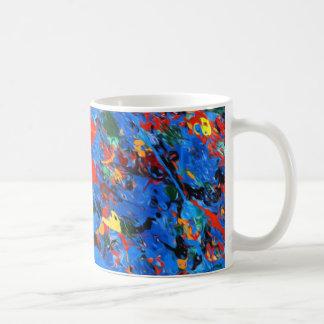 #753 un poco romance taza de café