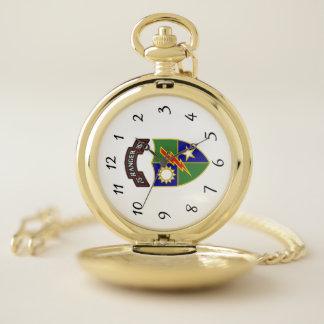 75.o Reloj de bolsillo del regimiento de