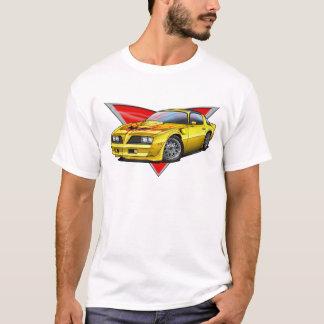 77-78 Firebird amarillo TA Camiseta