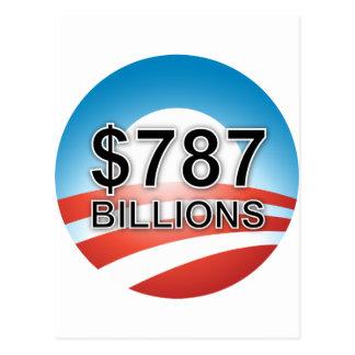 $787 MIL MILLONES POSTAL