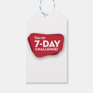 7 day-challenge-logo-1 etiquetas para regalos