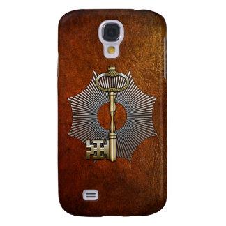 7mo Grado: Preboste y juez Funda Para Galaxy S4