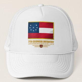 7mo Infantería de Georgia Gorra De Camionero