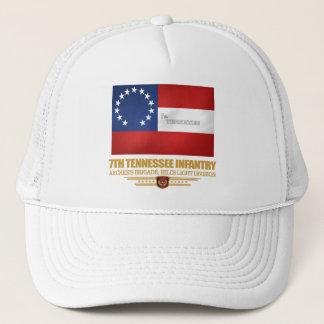 7mo Infantería de Tennessee Gorra De Camionero