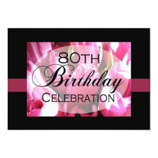 80.as invitaciones personalizadas de la fiesta de invitación 12,7 x 17,8 cm