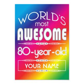80.o Arco iris fabuloso de los mundos del Comunicados