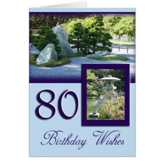 80.o El cumpleaños desea la tarjeta de cumpleaños