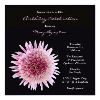 80.o Invitación de la fiesta de cumpleaños -- Gerb